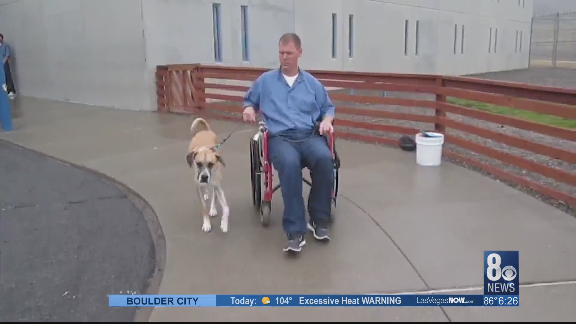 8 News Now Good Day - AOK Those Left Behind