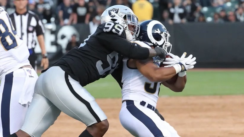 Rams News Now >> Raiders Win 14 3 In Preseason Opener Against The Rams Klas 8