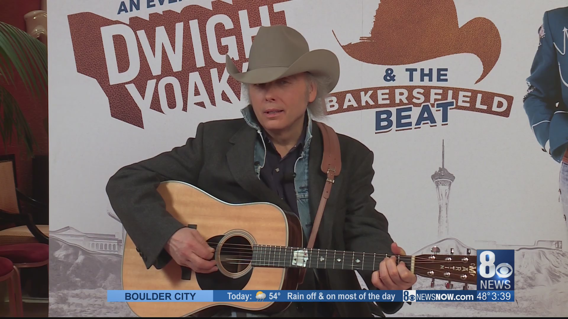 Dwight Yoakam Las Vegas residency