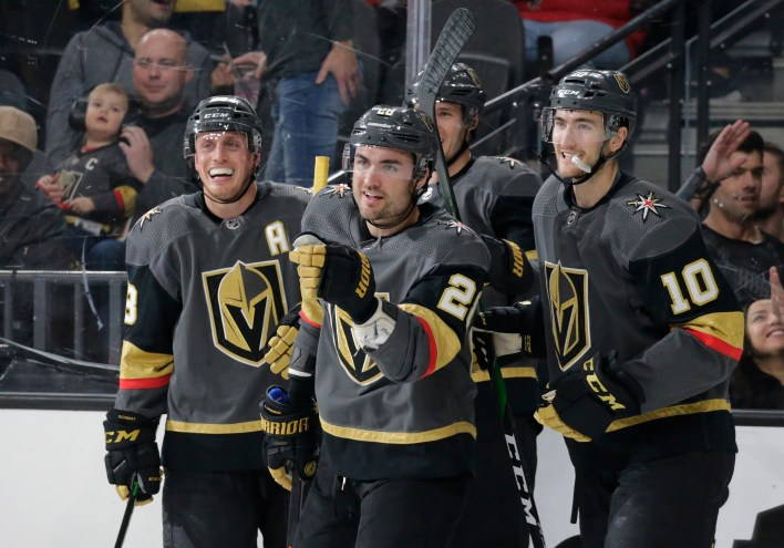 Golden Knights donate $500K to help staff, part-time employees at ...