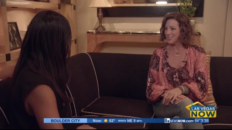 Sarah McLachlan on Las Vegas Now