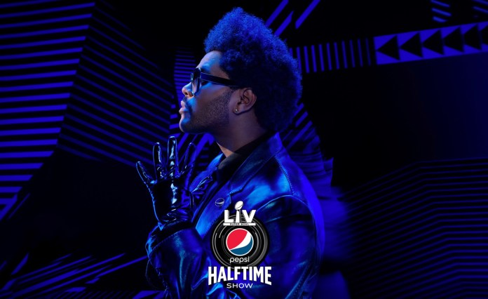 NFL handpicks The Weeknd For 2021 Pepsi Super Bowl LV Halftime Show headlining role 1 MUGIBSON WRITES