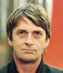 Mike Oldfield, pensativo