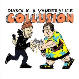 Diabolic And Vanderslice Collusion Album