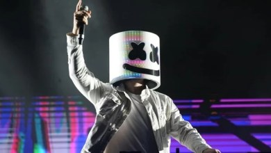 Photo of Marshmello Recruits Chris Brown & Tyga For 'Light It Up'