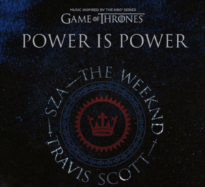 sza the weeknd game of thrones