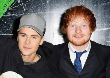 Justin bieber I don't care end sheeran