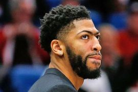 Anthony Davis is Joining the Los Angeles Lakers