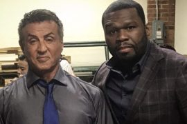 Sylvester Stallone Says  'Escape Plan 2' Is His Worst Movie Ever, 50 Cent Respond
