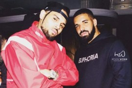"""Chris Brown Links Up With Drake For """"No Guidance"""" – Listen"""