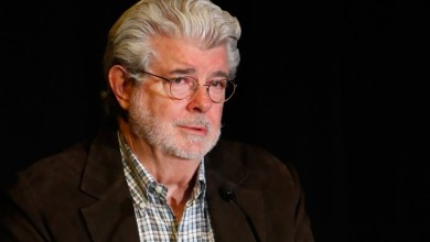 Photo of Disney's CEO Says George Lucas Was 'Disappointed' by 'Star Wars: The Force Awakens'