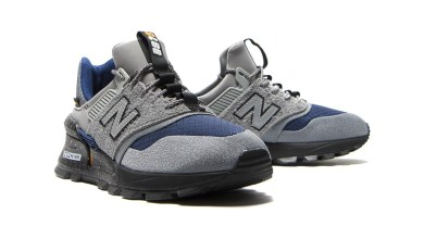 Photo of New Balance Delivers CORDURA-Clad MS997SC in 'Sport Steel/Techtonic Blue'