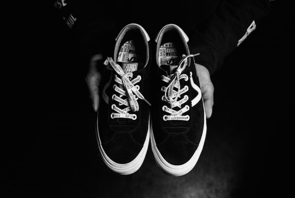 Firmament & Vans Vault Collection