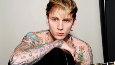 "Photo of Machine Gun Kelly Taps Young Thug On ""Bullets with Names"""