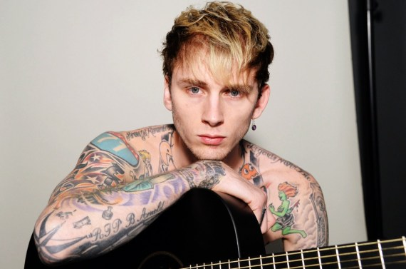 Machine Gun Kelly Bullets with Names