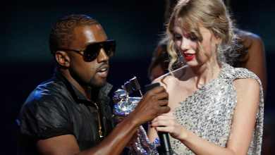 Photo of Taylor Swift and Kanye West's 2016 Phone Call Leaks Online