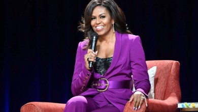Photo of Michelle Obama Set To Star In Netflix Documentary 'Becoming'