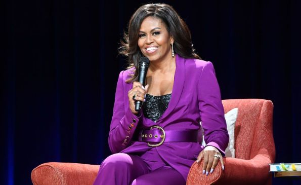 Michelle Obama Becoming Documentary