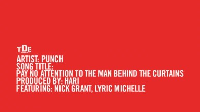 Photo of Punch Drops New Song 'Pay No Attention To The Man Behind The Curtains' Ft. Nick Grant and Lyric Michelle