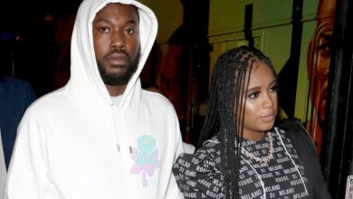 Photo of Rapper Meek Mill Welcomes Baby Boy With Girlfriend Milan Harris