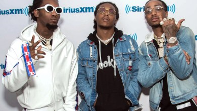 Photo of Migos Forthcoming Album Not Titled 'CULTURE III'