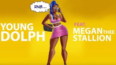 Photo of Stream Young Dolph's New Song 'RNB' Ft. Megan Thee Stallion