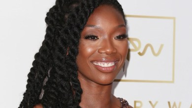 Photo of Brandy Talks 'B7', Collab With Daughter Sy'rai & More