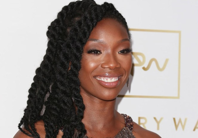 Brandy b7 interview