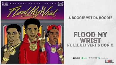 Photo of Stream A Boogie Wit Da Hoodie & Don Q 'Flood My Wrist' Ft. Lil Uzi Vert