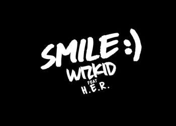 Wizkid smile H.E.R new song