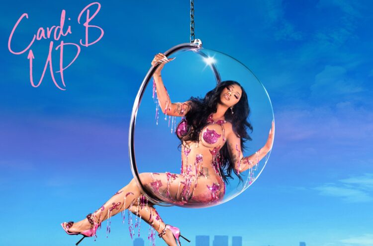 Cardi B Up New Song Video