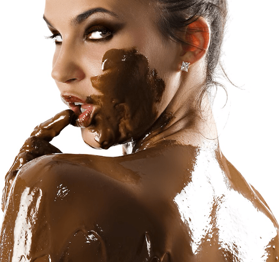 Woman Chocolate
