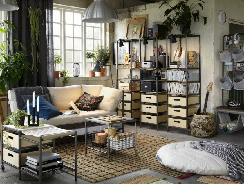 nuevo catalogo ikea 2018 make room for life lleno de inspiracion. Black Bedroom Furniture Sets. Home Design Ideas