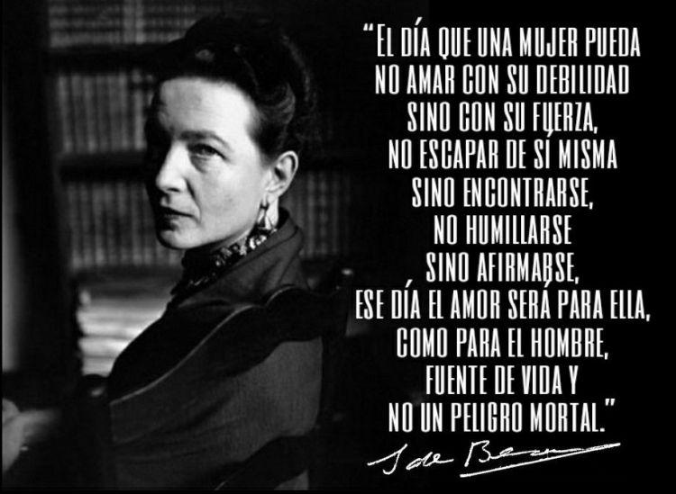 8-sorbos-de-inspiracion-citas-Simone-de-Beauvoir-frases-celebres-pensamiento-citas-el-dia-que-una-mujer-pueda-amar