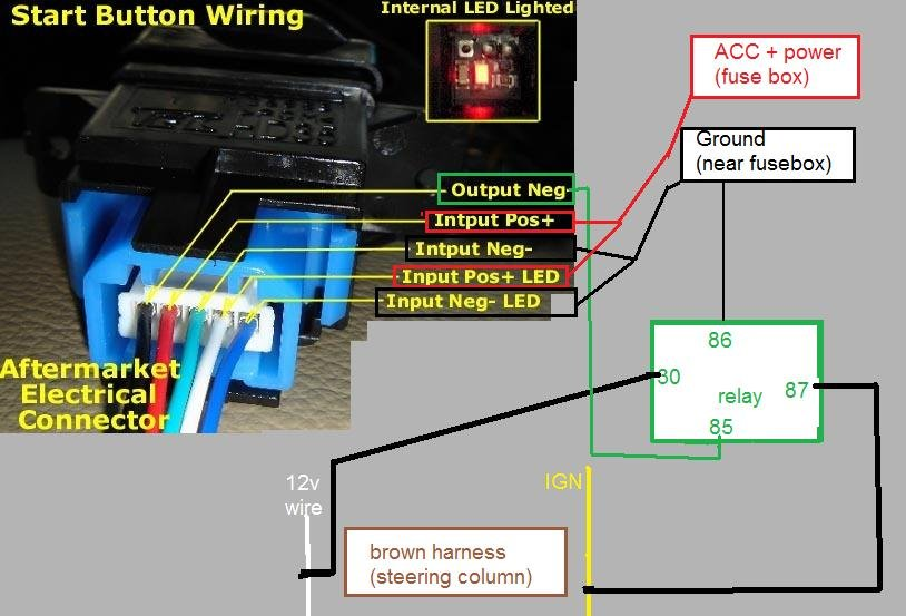 Sel Engine Alternator Wiring Diagram Along With Ignition Wiring