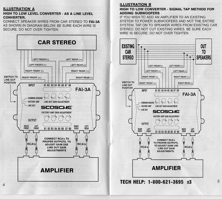 bose amp wiring diagram manual for inverter help: line level converter install - 8th generation honda civic forum