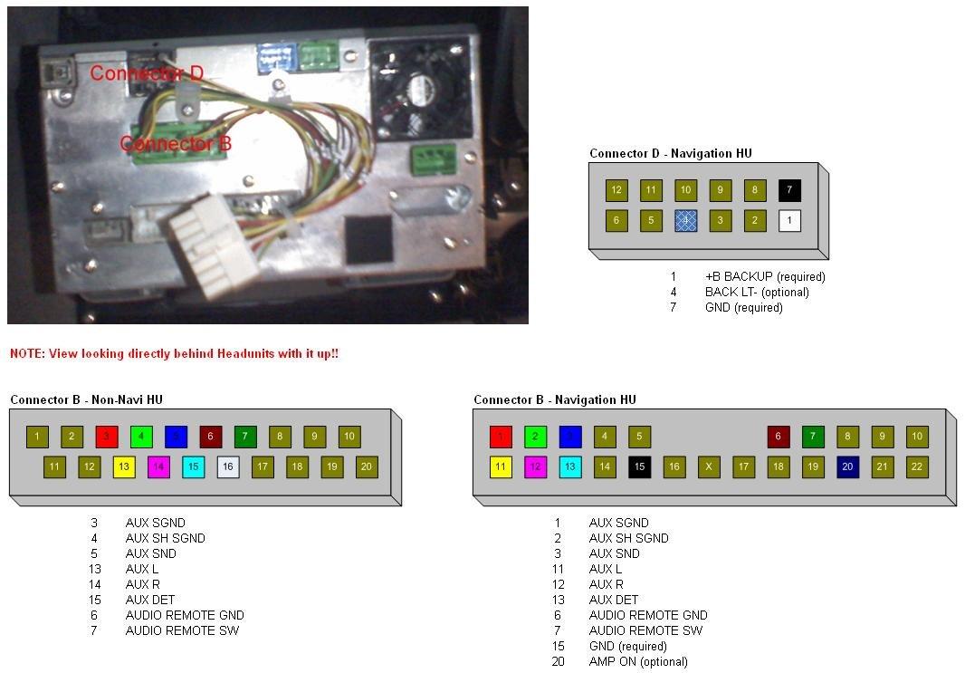 2012 Honda Odyssey Wiring Schematics Just Another Navi Retrofit Question 8th Generation Honda