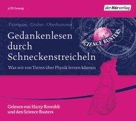 ✍ Hörbuchtipp: Gedankenlesen durch Schneckenstreicheln | Kulturmagazin 8ung.info