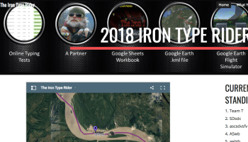 The Iron Type Rider Student Web Sites | 907tech net