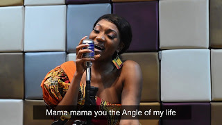 Wendy Shay Mama (Live Session