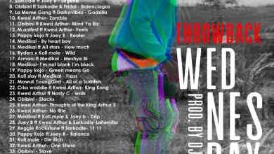 Photo of Dj Perbi – Throw Back Wednesday Mix