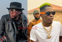 Photo of Video R2Bees' Mugeez and Shatta Wale hit the studio for a jam.