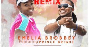 Emelia Brobbey Fa Me Ko Remix Mp3 Download.