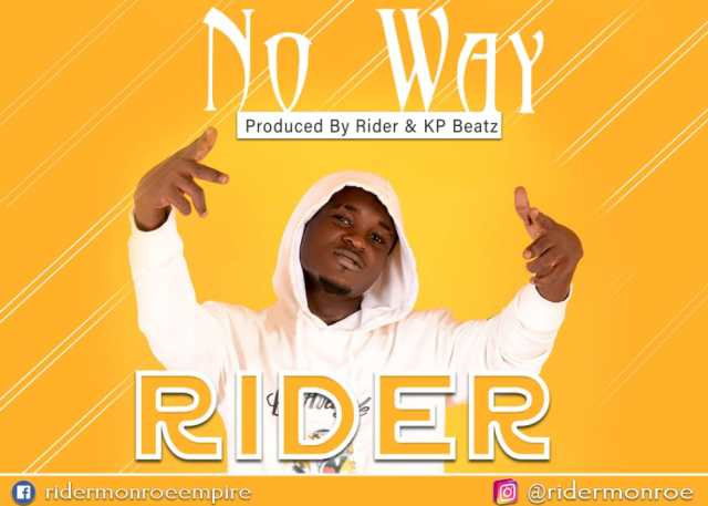 Rider No Way Mp3 Download