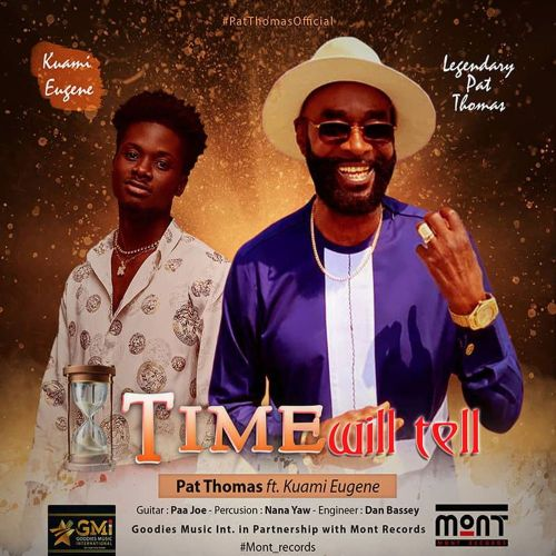 Pat Thomas Time Will Tell Mp3 Download