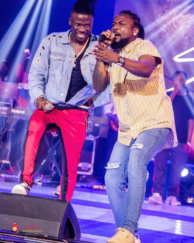 Video : Stonebwoy Angrily Replies Samini's Rants About Him