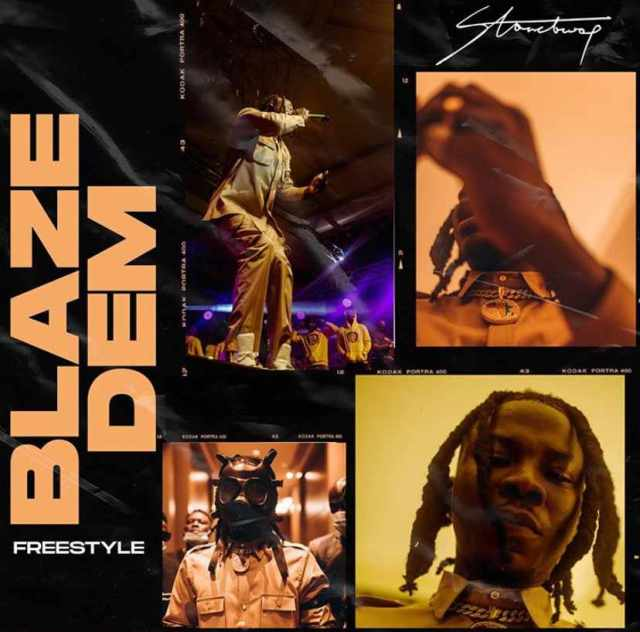 Stonebwoy Blaze Dem Freestyle Mp3 Download