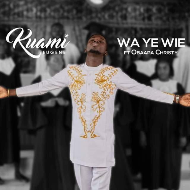 Kuami Eugene Wa Ye Wie Mp3 Download