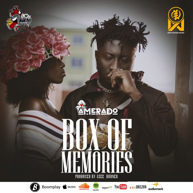 Amerado Box of Memories Mp3 Download.