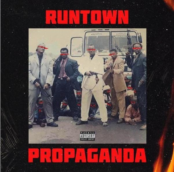 Runtown Blessings mp3 Download